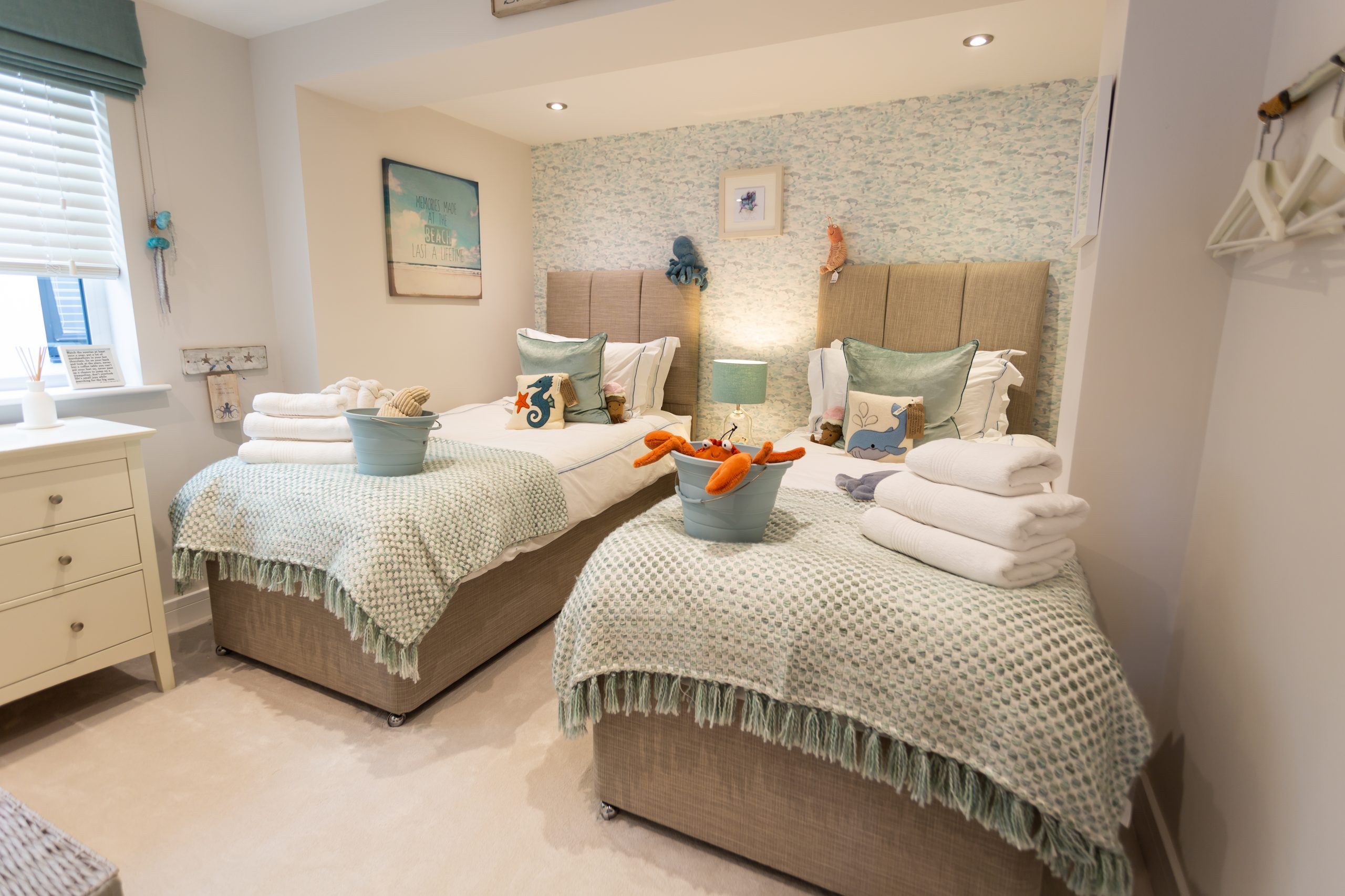 Second Bedroom at One Atlantic Watch