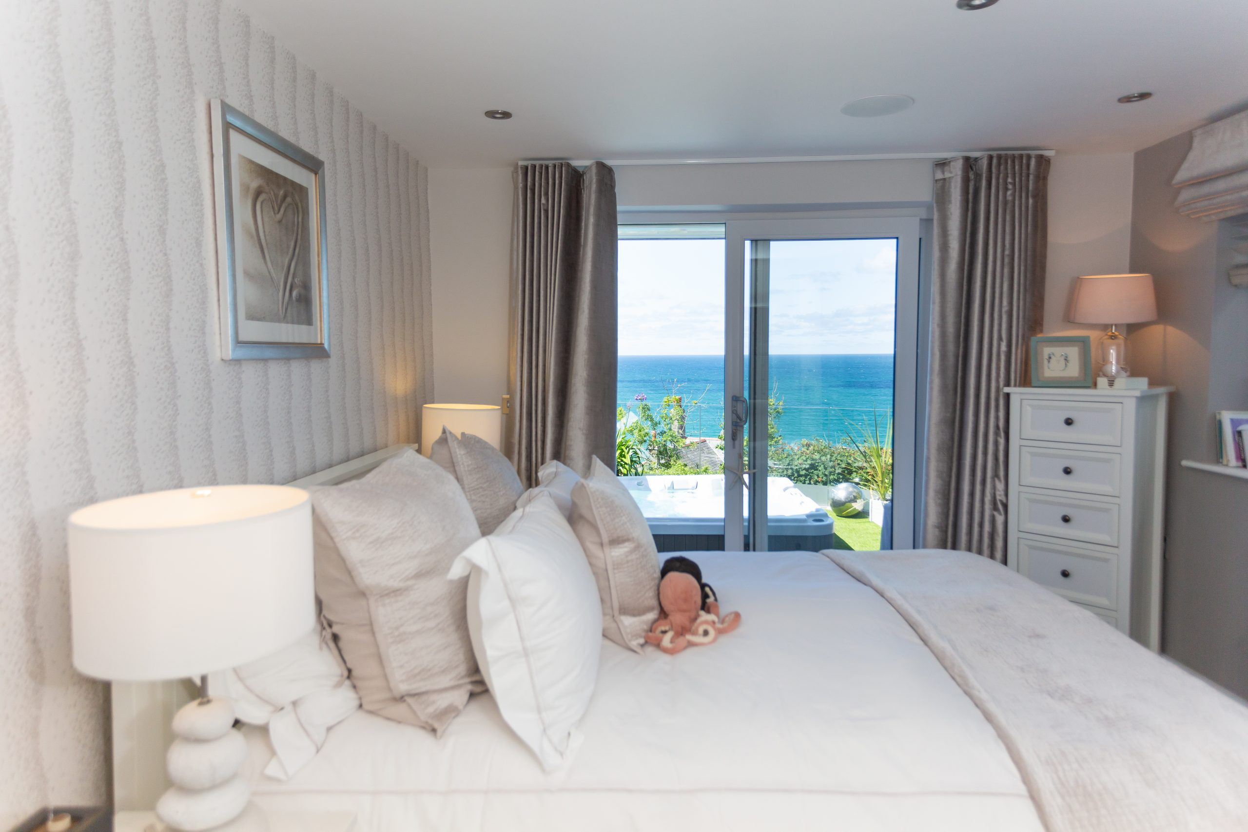 Bedroom at One Atlantic Watch