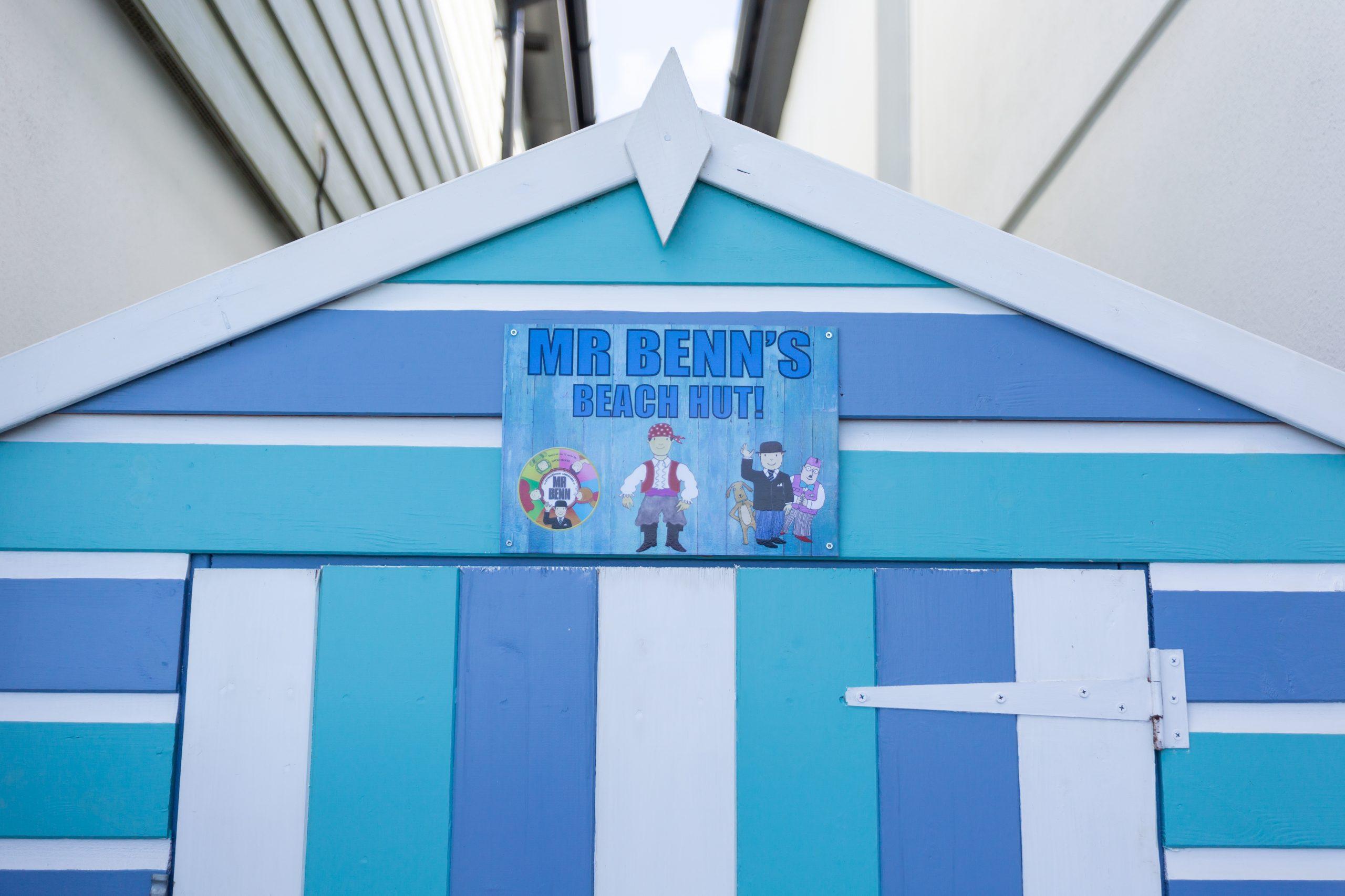 Mr Benn's Beach Hut at One Atlantic Watch