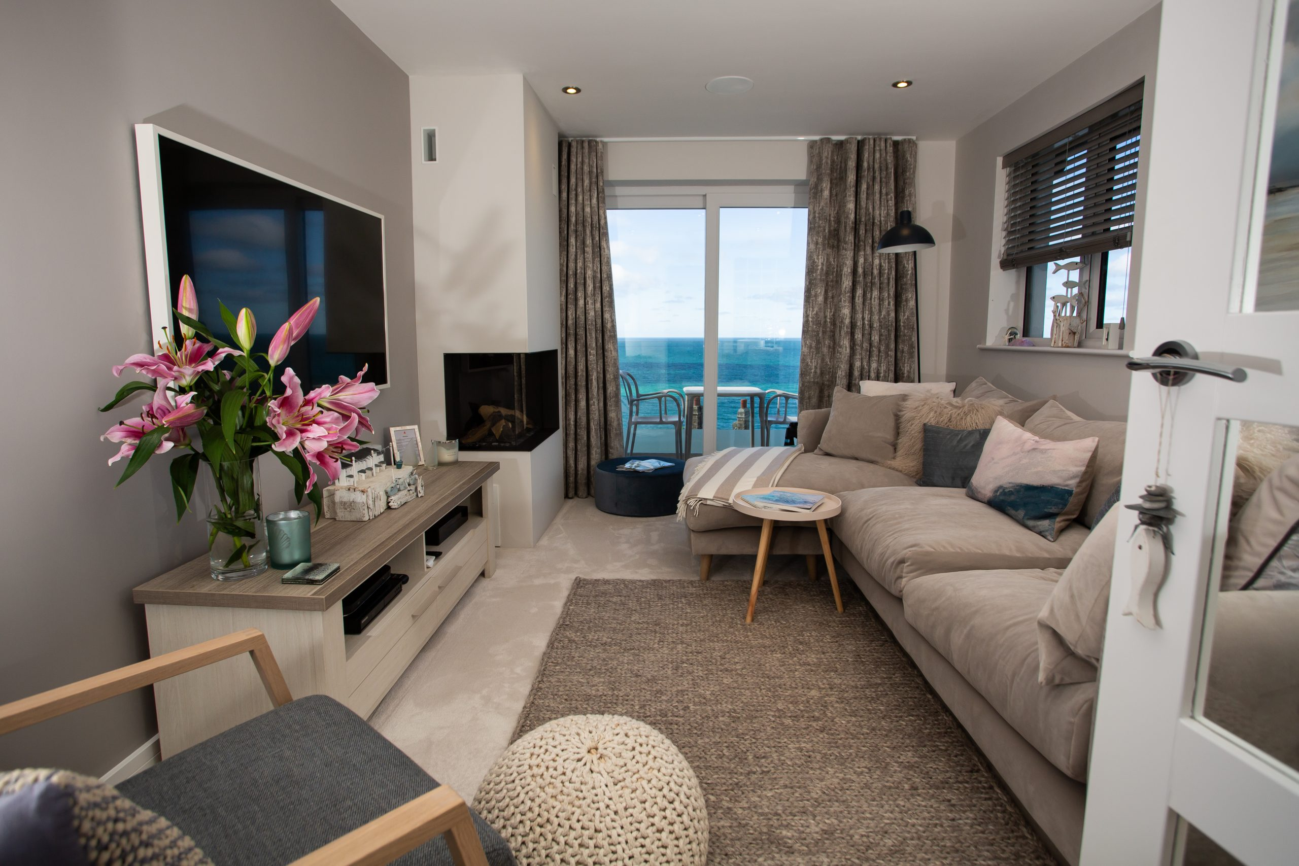 Living Space at One Atlantic Watch