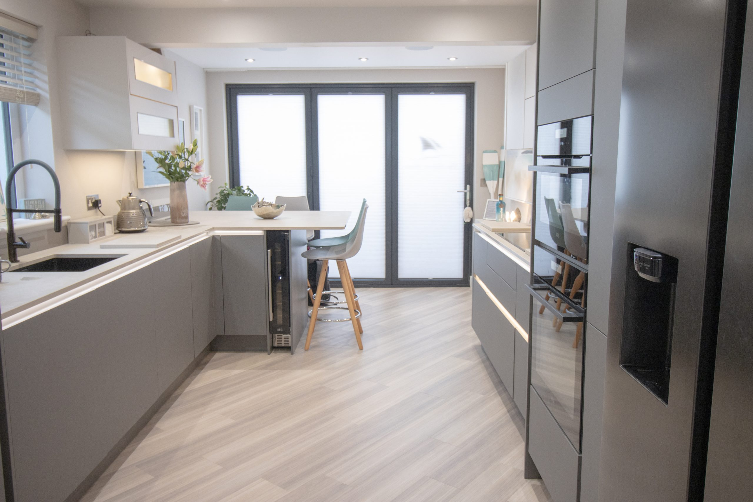 Kitchen at One Atlantic Watch